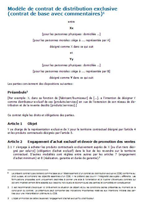 contrat de travail cadre dirigeant model 233 de contrat cadre gratuit