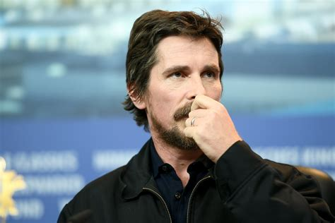 Christian Bale Says Felt Like Bullfrog While