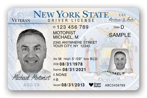 Nys Veteran Designation Available On Stateissued Ids