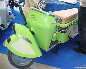 Bernardet B49 1949 Scooter Restored
