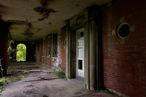 manteno state hospital  abandoned psychiatric hospital