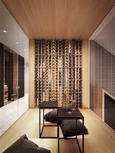 amenagement cave a vin moderne en 34 idees a decouvrir With amenagement cave a vin maison