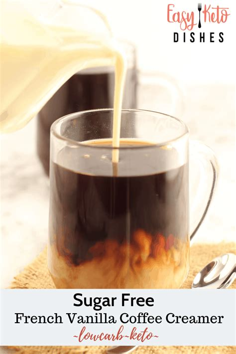 The butter is what holds everything together once it's cooled, in place of the carageenan. Homemade Keto Vanilla Coffee Creamer * Easy Keto Dishes