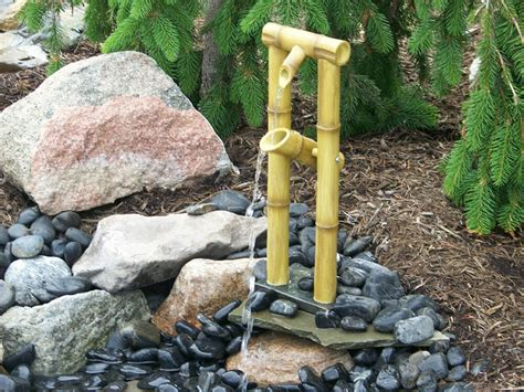 Bamboo Aquascape by Aquascape 78013 Deer Scarer Bamboo W Water