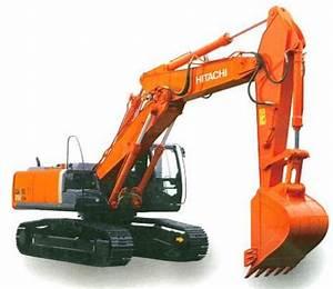 Excavadora Hidráulica Maquinaria Pesada