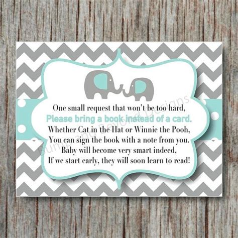 books instead of cards for baby shower poem best 25 invitations for baby shower ideas on