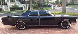 Purchase Used Lincoln Continental 1968 Suicide Doors