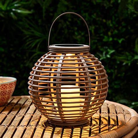 Gartendeko Holz Grau by Beige Solarlen Und Weitere Gartenausstattung G 252 Nstig