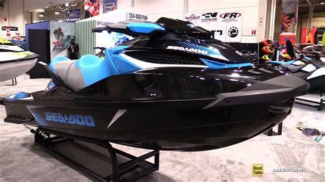 Seadoo Jet Boat Youtube by 2017 Sea Doo Rxt 260 Jet Ski Walkaround 2017 Toronto