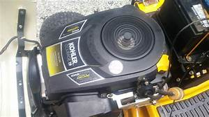 Replaces Kohler Courage 19 Twin Cam Engine Carburetor