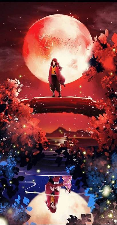Slayer Demon Anime Wallpapers Yaiba Kimetsu Manga