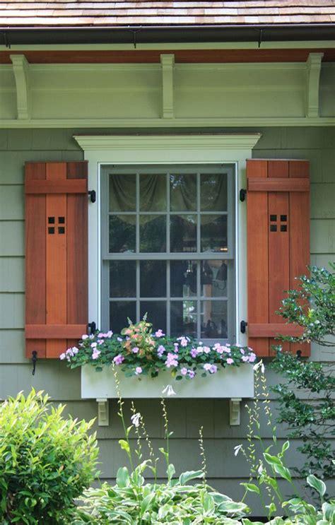 cedar shutter designs woodworking projects plans
