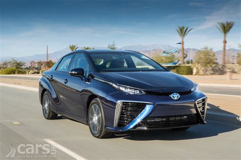 Other Electric Cars by Toyota Mirai Goes Further Than Any Other Electric Car