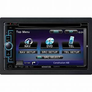 Kenwood Dnx Cd  Dvd  Bluetooth
