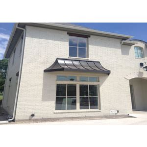 residential metal window awnings sunshades victory