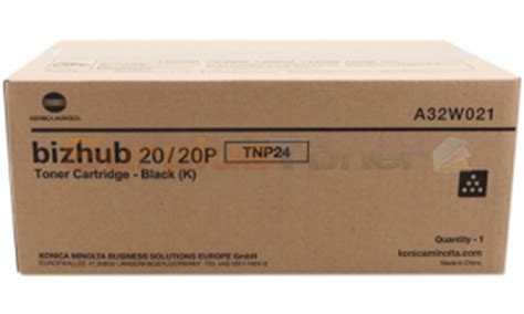 Our system has returned the following pages from the konica minolta bizhub 20 data we have on file. KONICA MINOLTA BIZHUB 20/20P TONER CTG BLACK / a32w021