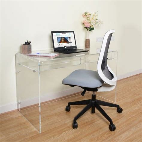 Office Desk Bc by Acrylic Office Desk Perspex Office Desk