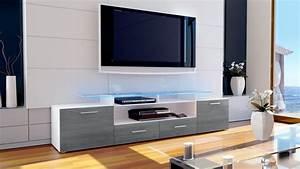 Tv Möbel Hochglanz Weiß : tv lowboard board schrank tisch m bel almada v2 in wei hochglanz naturt ne ebay ~ Bigdaddyawards.com Haus und Dekorationen