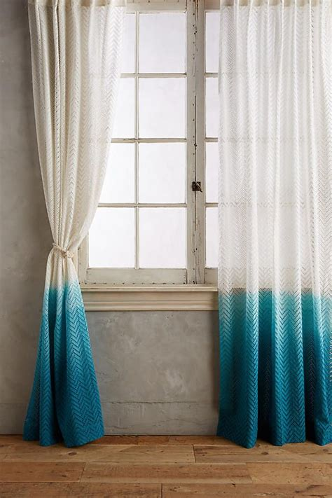 blue ombre curtains walmart 17 best ideas about teal curtains on teal