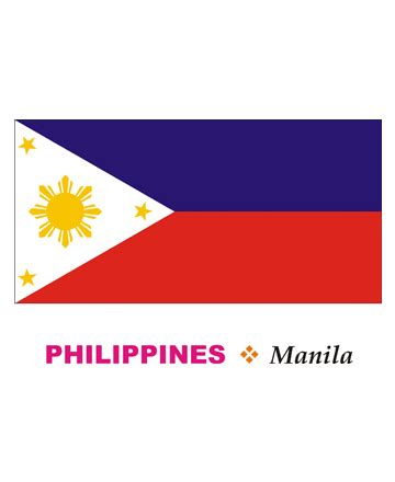 Pin Philippine Flag Colouring Pages On Pinterest