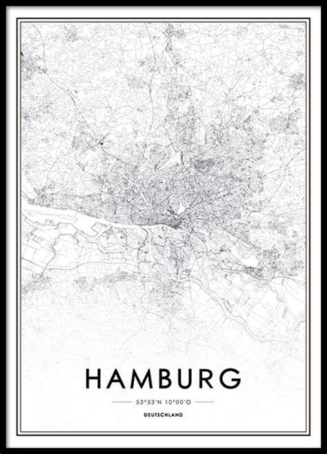 Hamburg, Poster