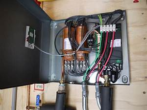 Tankless Water Heater Cabin Diy
