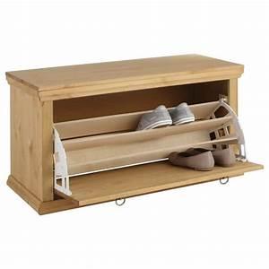 Banc Meuble Chaussure : banc pour chaussures maison design ~ Teatrodelosmanantiales.com Idées de Décoration