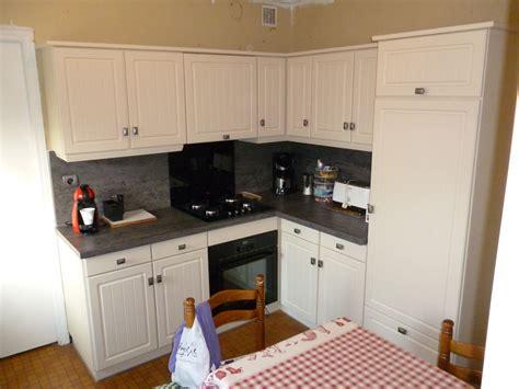 mi bois cuisine cuisine bois blanc cheap finest cuisine bois ceruse blanc