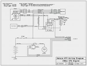 Taotao 125 Atv Wiring Diagram