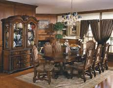 Round Formal Dining Table Sets  Decobizzcom