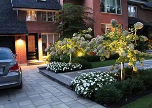 amenagement paysager simple et chic idees jardin With delightful amenagement jardin exterieur mediterraneen 11 bassin de jardin