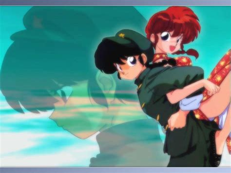 cartoon wallpapers ranma saotome