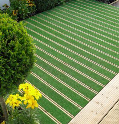 bq grassedeck artificial grass deck board lw