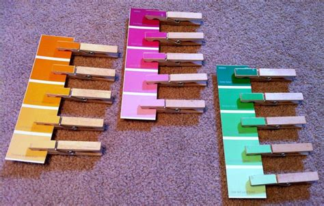 17 Best Images About Clothespin Tasks On Pinterest