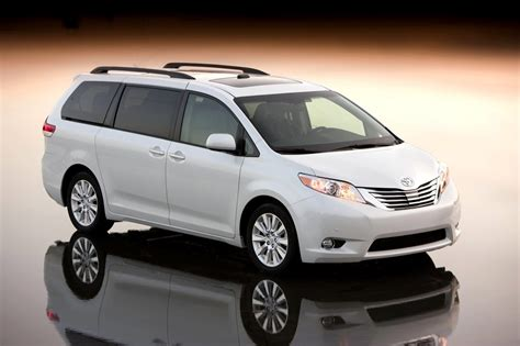 2018 Toyota Sienna Concept And Details - Newscar2017
