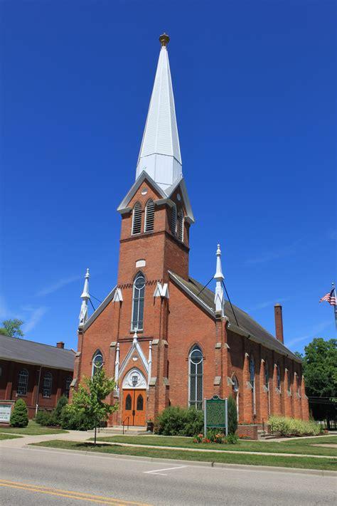 File:Emanuel German Evangelical Church Manchester Michigan ...