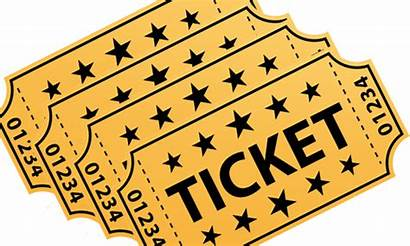 Raffle Tickets Clipart Ticket Prizes Sell Transparent