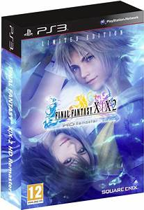 Final Fantasy XX 2 HD Remaster Limited Edition PS3