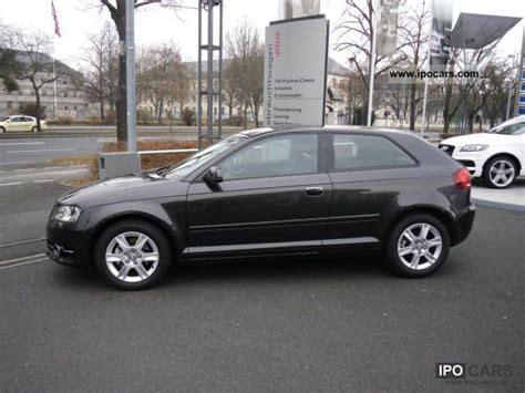 Mobil Audi A3 by 2011 Audi A3 1 4 Tfsi Pdc Mobile Car Photo And Specs