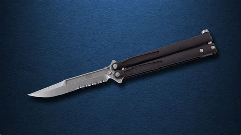 gerber kitchen knives microtech 39 s tachyon iii is one advanced balisong knife