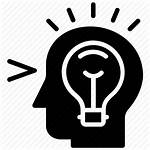 Icon Awareness Creative Intelligent Mind Thinking Human