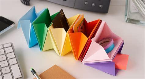 classeur de bureau un rangement de bureau en origami prima