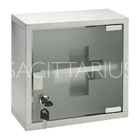 Lockable Medicine Cabinet Home by Sagittarius Lockable Medicine Cabinet Baker And Soars