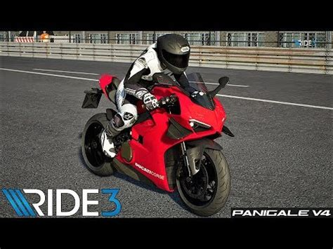 Ducati Panigale V4 Special Edition by Ride 3 Mod Ducati Panigale V4 Special Wings Edition