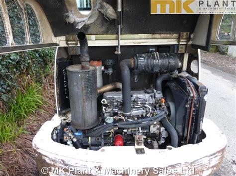 terex hr mini excavator mk plant