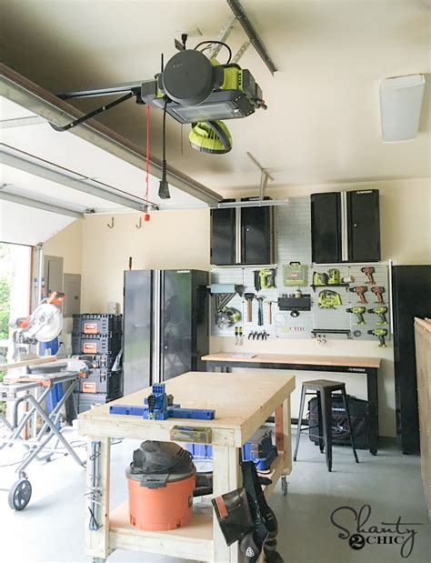 does home depot install garage door openers ryobi garage door opener giveaway shanty 2 chic