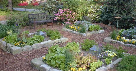 beautiful front yard vegetable garden it s organic