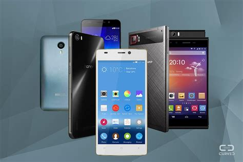 The Rise of Chinese Smartphone Makers