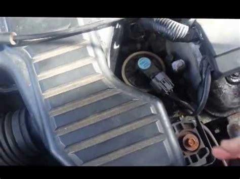 honda civic common oil leak fix youtube