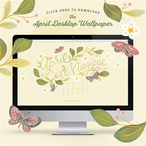 april  illustrated desktop wallpaper paper raven